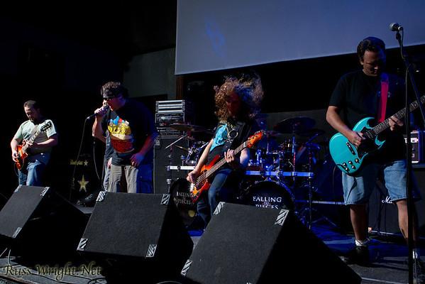 Pop Murder @ Fat Cat Music House & Lounge. 11-19-11
