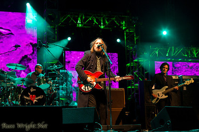 Tom Petty and the Heartbreakers. Treasure Island, San Franciso, CA. October 5, 2011