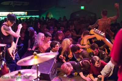 Agent Orange @ Catalyst Club May 25, 2012. Santa Cruz, Ca