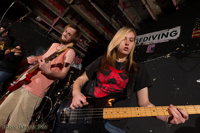 Angry Starfish @ 924 Gilman. Berkeley California. March 3, 2012