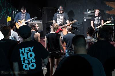 Bastards of Young @ 924 Gilman, Berkeley, CA. September 2012