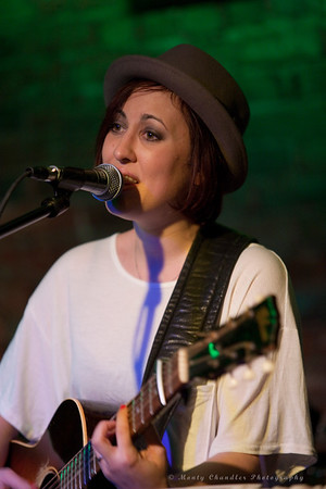 Bess Rogers @ the Evening Muse - Feb 2012