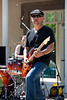 Mark Dickenson performing with his daughter Sarah at the 11th Annual Bixby BBQ & Blues Festival - Bixby, OK - May 5th, 2012