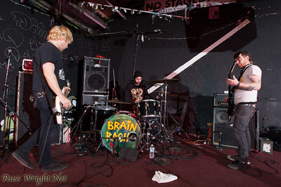 Brain Rash @ 924 Gilman March 18, 2012