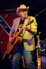 """Maurice """"Mo"""" Brines of MosArt performing at the CMA Americana-Bluegrass Showcase held at Pucketts Farm Equipment in Charlotte, NC April 12th"""