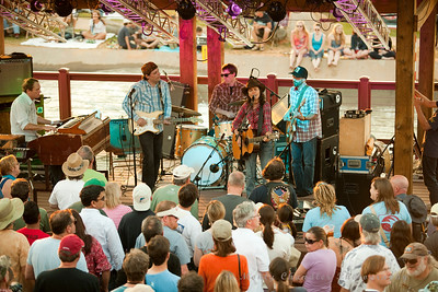 Donna The Buffalo @ the US National Whitewater Center - April 14th