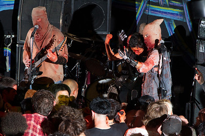 Ghoul @ 924 Gilman. Berkeley, CA. June 2012