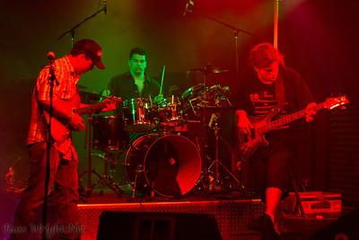 Glimpse Trio @ Annex Studios, San Lorenzo, CA. August 2012
