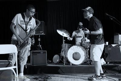 Glimpse Trio @ The Englander, San Leandro, CA. October 2012