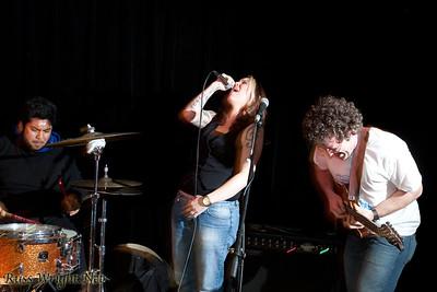 Glimpse Trio with Lisa Mongelli @ The Englander, San Leandro, CA. January 2012