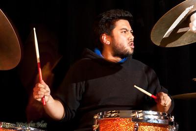 Glimpse Trio @ The Englander, San Leandro, CA. January 2012