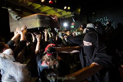 Guantanamo Dogpile @ 924 Gilman St, Berkeley, CA. December 2012