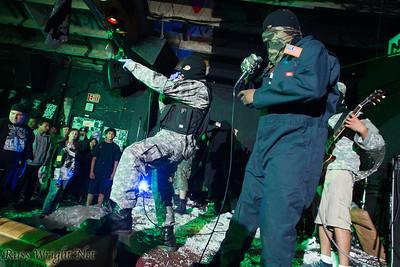 Guantanamo Dogpile @ 924 Gilman May 12, 2012. Berkeley, CA