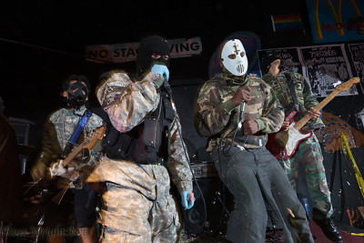 Guantanamo Dogpile @ 924 Gilman, Berkeley, CA. September 2012