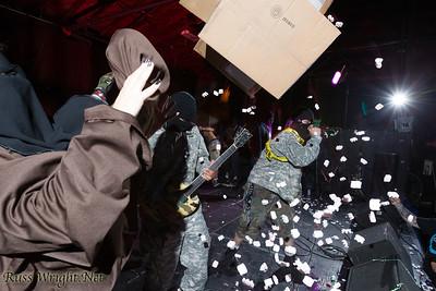 Guantanamo Dogpile @ Oakland Metro Operahouse. June 2012