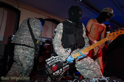 Guantanamo Dogpile @ Oakland Metro Operahouse March 10, 2012