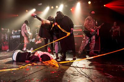 Guantanamo Dogpile @ Regency Ballroom, San Francisco, CA. October 2012