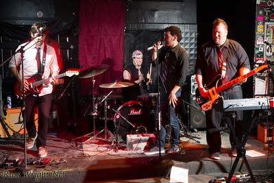Hello Monster @ Stork Club, Oakland, CA. June 2012