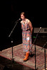 A very talented vocalist - Marie Larson Hasty - performing at the Tosco Music Party Jan 28th, 2012 at the Halton Theatre on the CPCC central campus.