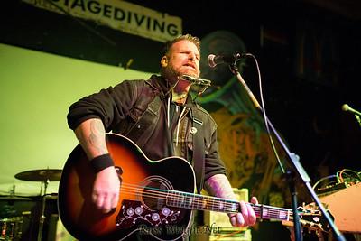 Kevin Seconds @ 924 Gilman St, Berkeley, CA. December 2012