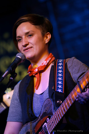 Megan McCormick @ the Evening Muse - March 21st