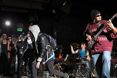 Moderate Excess @ 924 Gilman St, Berkeley, CA. December 2012