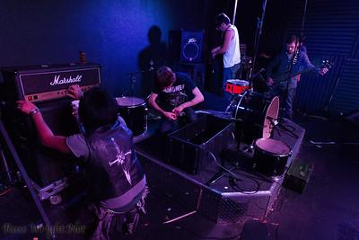 Modern Kicks @ Annex Recording Studios, San Lorenzo, CA. July 2012