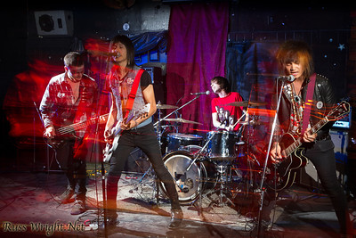 Modern Kicks @ Stork Club, Oakland, CA. June 2012