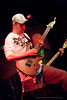Josh Ledford on guitar for Never The Sorrow performing at Amos' Southend in Charlotte, NC Jan 12th, 2012
