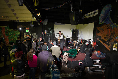 Noless @ 924 Gilman St, Berkeley, CA. December 2012