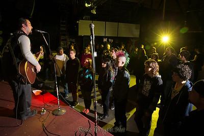 Noless @ 924 Gilman St, Berkeley, CA. December 2012