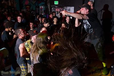 Opposition Rising @ 924 Gilman. Berkeley, CA. June 2012