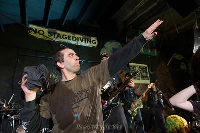 Oppressed Logic @ 924 Gilman St, Berkeley, CA. December 2012