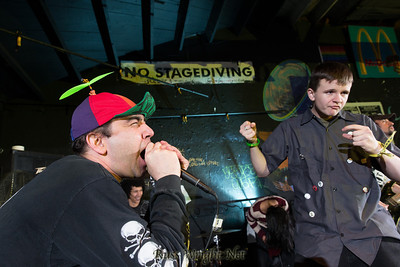 Oppressed Logic @ 924 Gilman St, Berkeley, CA. December 2012