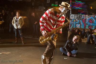 S.K.O.P.E @ 924 Gilman March 16,2012