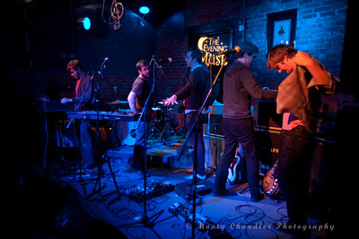 Shearwater @ the Evening Muse - Feb 28 2012
