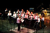 The Carriage Club Chorus performing during the Tosco Music Party on Sept 8th at the CPCC Halton Theatre in Charlotte, NC