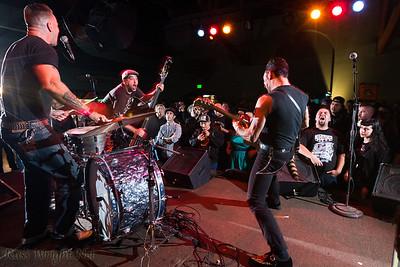 The Chop Tops @ Catalyst Club, Santa Cruz. November 2012
