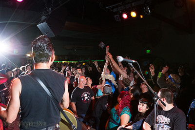 The Chop Tops @ Catalyst Club, Santa Cruz. November 2012