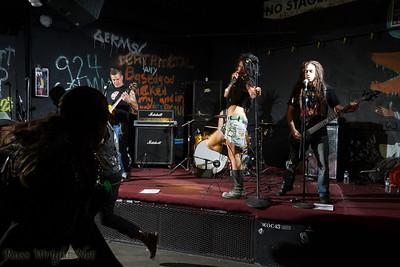 The Nerv @ 924 Gilman, Berkeley, CA. August 2012