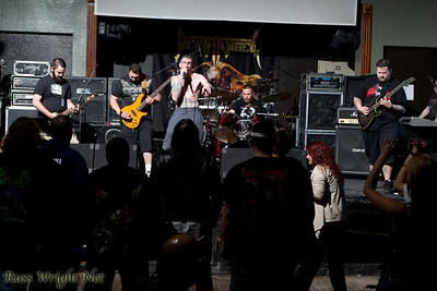 Theory of Our Kind @ Fat Cat. Modesto, California. February 2012