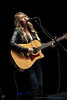 Singer-songwriter Casey Weston closes the Tosco Music Party at the CPCC Halton Theatre in Charlotte, NC April 21st, 2012
