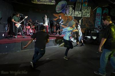 You Die @ 924 Gilman, Berkeley, CA. September 2012