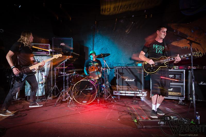 Atomic Machines @ 924 Gilman, June 2013