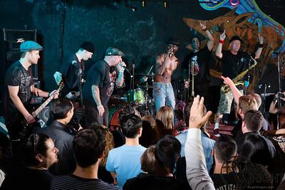 Buck-O-Nine @ 924 Gilman St, Berkeley, CA. July 2013