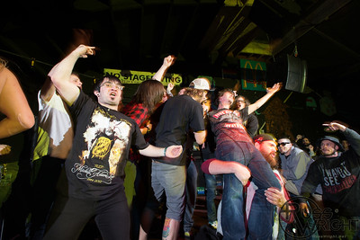 Defiler @ 924 Gilman St, Berkeley, CA. January 2013