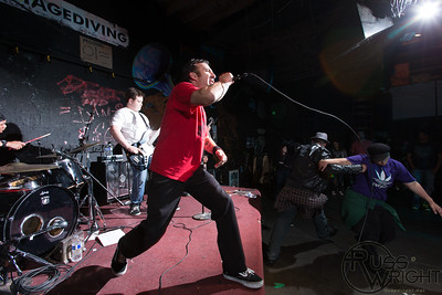Ill Content @ 924 Gilman, Berkeley, CA. April 2013