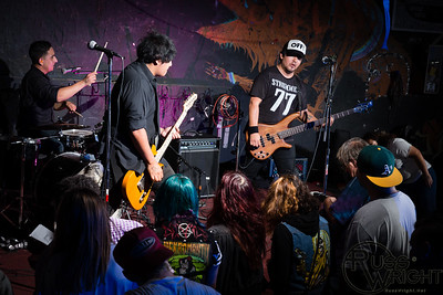The Soundwaves @ 924 Gilman St, Berkeley,CA. August 2013
