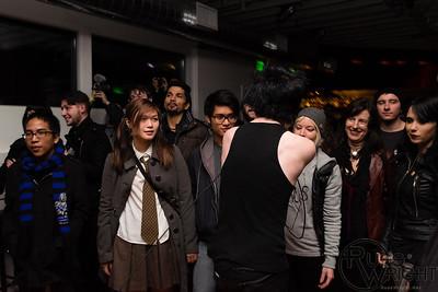 Limnus @ DNA Lounge, San Francisco, CA. December 2013