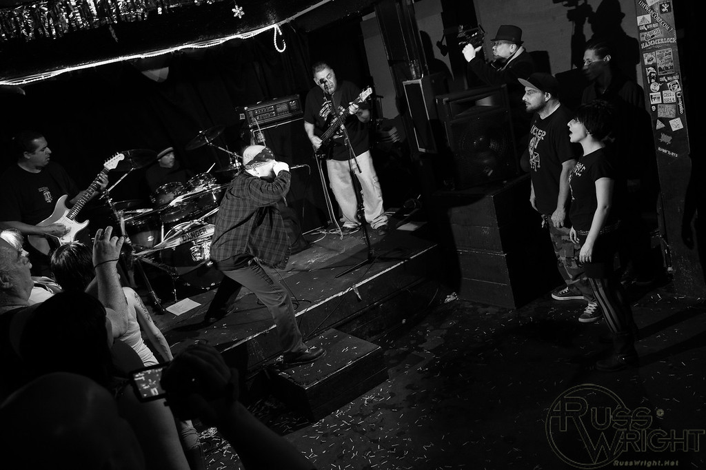 Luicidal @ Eli's Mile High, Oakland, CA. March 2013